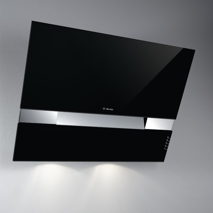 Máy hút mùi Malloca LuxuryKITE BLACK – K200B