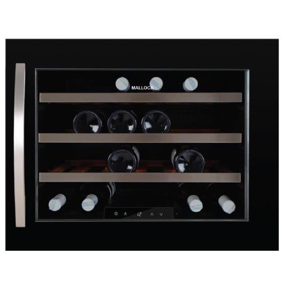 Tủ bảo quản rượu âm tủ Malloca MWC – 22G