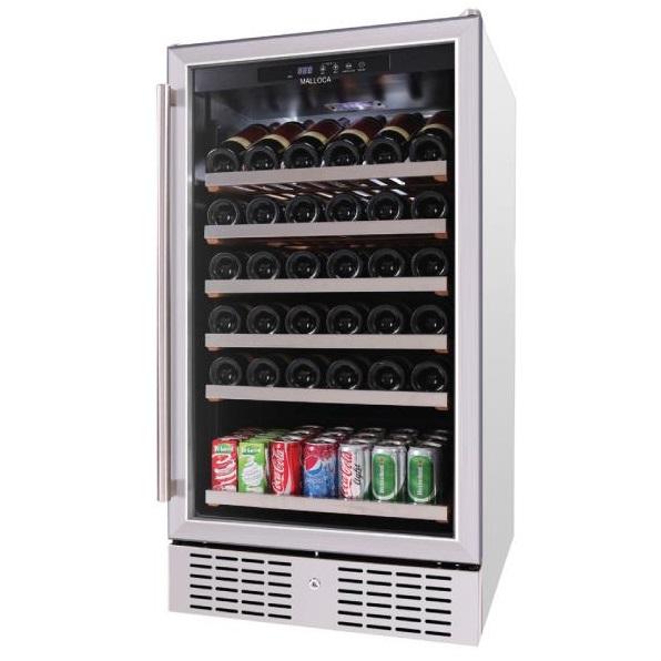 Tủ bảo quản rượu độc lập Malloca MWC – 89S