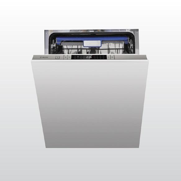 Máy rửa chén bát âm tủ Malloca WQP12-J7713FB