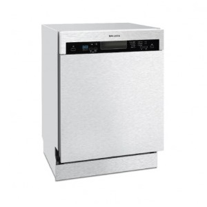 Máy rửa chén bát âm tủ Malloca WQP12-J7309K