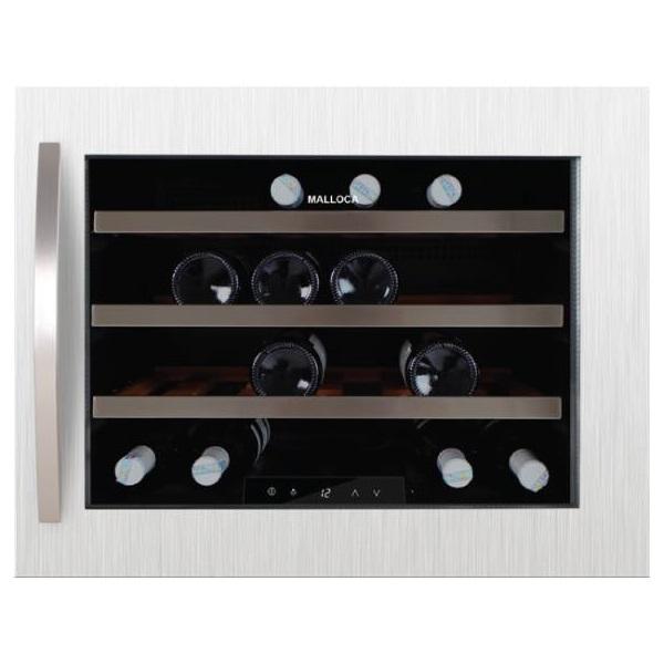 Tủ bảo quản rượu âm tủ Malloca MWC – 22S